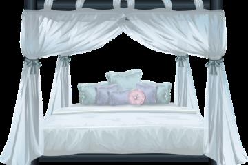 camas de dosel